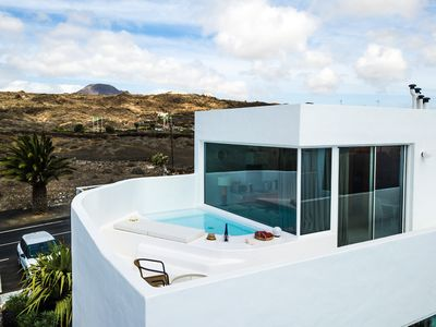 Photo for 1BR Apartment Vacation Rental in Punta Mujeres, Lanzarote