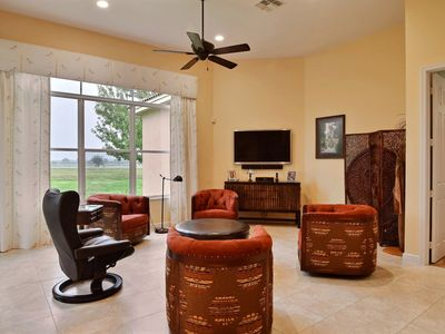 Photo for Large Florida Home in Lovely Gated Community