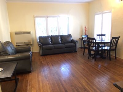 Photo for Spacious 2 bedroom in West Hollywood. Prime tourist area.