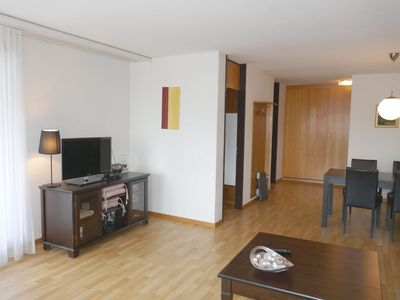 Photo for Apartment in the center of Davos with Internet, Lift, Parking, Balcony (49507)