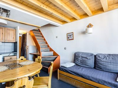 Photo for Val Thorens Silveralp 43 m2 6 persons South West i