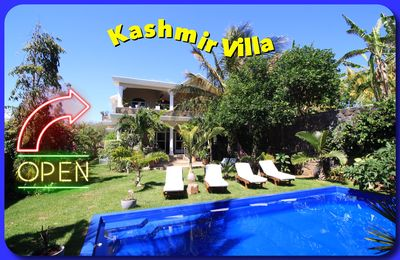 Photo for Mauritian villa with large private pool