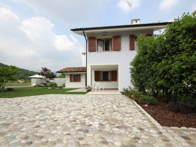 Photo for Vacation home Villa Stelis (SQS100) in Sequals - 7 persons, 3 bedrooms