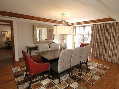 Photo for Aspen Colorado | St. Regis Residence Club Condos | 2 bedroom