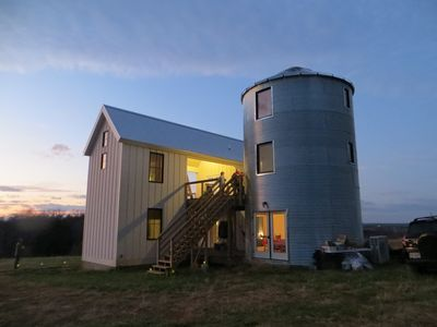 Photo for Iconic Virginia Farmhouse with Furnished Silo