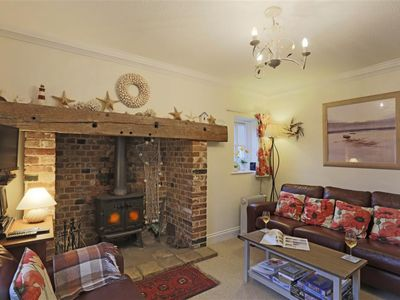 Photo for Shell Cottage - Two Bedroom House, Sleeps 3