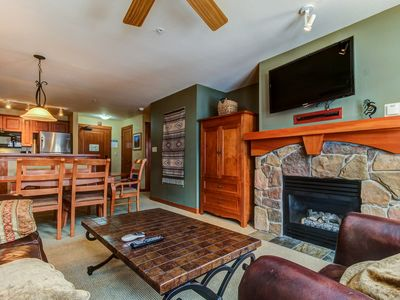 Photo for Wonderful ski-in/ski-out condo with access to Club Solitude's pool & hot tub!