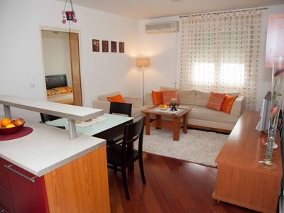 Photo for 1BR Apartment Vacation Rental in Trogir