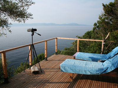 Photo for VILLA SOLEA - A MAGICAL PLACE ON THE SEA