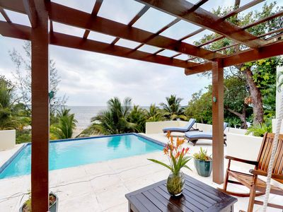 Photo for NEW LISTING! Breezy oceanfront villa w/gorgeous views, kayaking, beaches