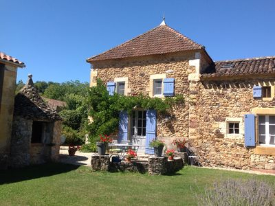 Photo for Beautiful Gite - very romantic and lots of old beams