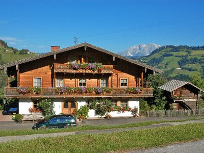 Photo for Apartment Bauernhof Hallmoos (WAR107) in Wagrain - 12 persons, 5 bedrooms