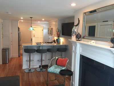 Photo for West end, Walking distance to everything, Private patio, Wifi, Parking