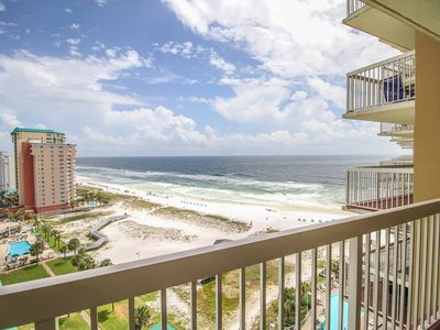 Photo for TWO BEDROOM GULF VIEW--GREAT LOCATION--Minutes from the HARBOR