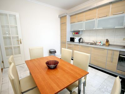 Photo for Montesan N3 3bedroom apartment with terrace and sea view