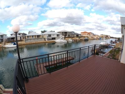 Photo for MANDURAH Holiday House with private jetty