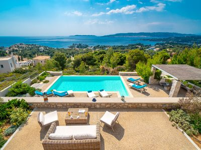 Photo for Villa Anthea - Relaxing by the pool