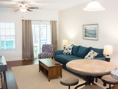 Photo for Snowbird Rates Available | New town-home, ideal for Parris Island Graduation, with WIFI & Smart
