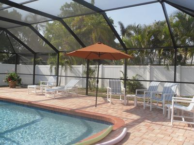 Photo for Pool Home, 5 Minutes To Siesta Key Beach