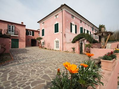 Photo for 2BR Apartment Vacation Rental in Corsanico-bargecchia, Tuscany