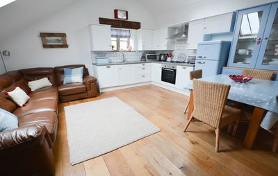 Photo for Stables Character Barn Conversion | Beach Pass | Log Burner | Dog Friendly