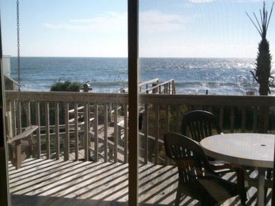 Photo for Plan your Escape! Sale Rates, Relaxed Cancellation, Beach Open, Oceanfront!!