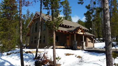 Photo for Emerald Meadows Chalet: Relax And Enjoy Fishing, Skiing, Hiking, & More