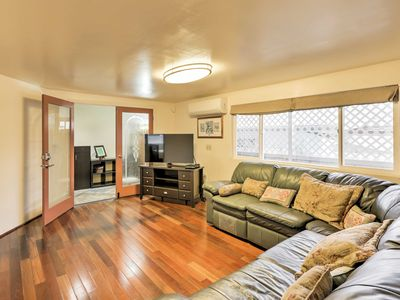 Photo for Centrally Located Honolulu Home by Botanic Gardens