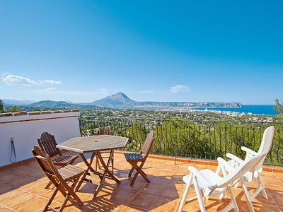Photo for Vacation home Roget in Jávea/Xàbia - 6 persons, 3 bedrooms
