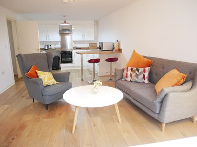 Photo for Nordic Apartment in Heart of Ulverston (Double or Twin Beds)
