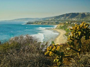 Salt Creek Beach Park, Dana Point, CA, USA