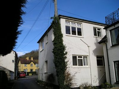 Photo for Lovely, comfortable apartment In Heart Of Branscombe