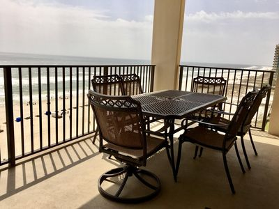 Photo for Beautiful Condo on the 8th Floor With Fabulous Views And Steps Away From Flora-Bama!