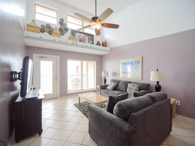 Photo for Top Floor Penthouse Condo on the Beach with Awesome Ocean View