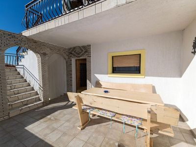 Photo for Two bedroom apartment with terrace Jadranovo, Crikvenica (A-17994-a)
