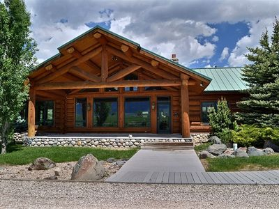 Photo for Spectacular Mountain Lodge in Cody Wyoming
