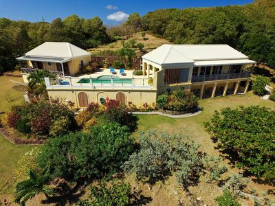 Photo for Mockingbirds is a luxury private villa with pool with fantastic views