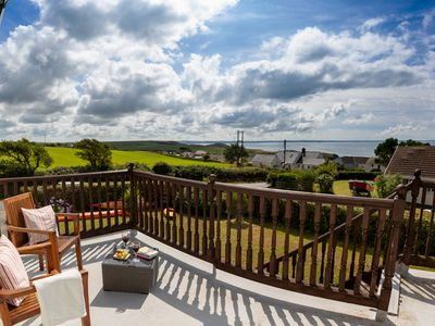 Photo for Solva Holiday House with lovely views & plenty of parking