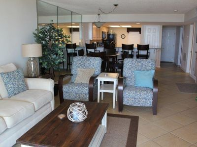 Photo for Wind Drift 102S - Beautiful Upgraded Beachfront Condo near Florabama