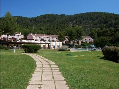 Photo for In the beautiful scenery of Porto Bay Flat apartment in residence.