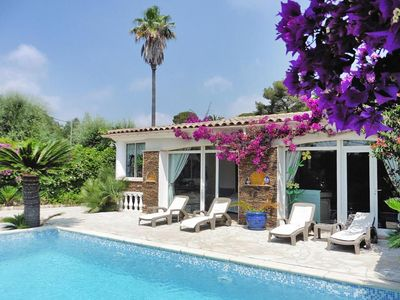 Photo for Semi-detached house, Ste Maxime  in Var - 8 persons, 4 bedrooms