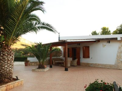 Photo for Villa 'Oasis' - San Vito Lo Capo