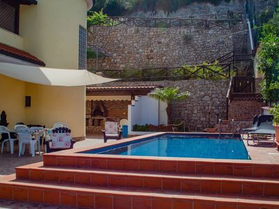 Photo for Villa Ada: your relaxation is at home.