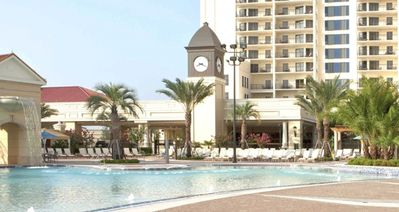 Photo for Hilton Grand Vacations Club at Parc Soleil, Orlando One Bedroom Sleeps 4
