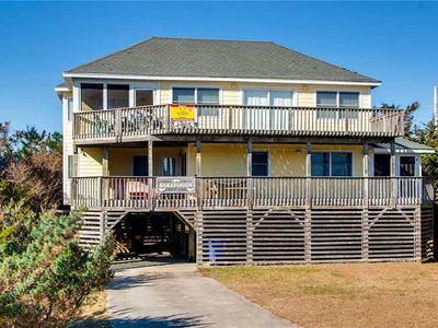 Photo for Get Barefoot at Semi-Oceanfront Dog-Friendly Home! Hot Tub & Easy Beach Access