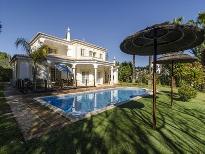 Photo for Beautiful Family Villa set in large manicured gardens with private pool.
