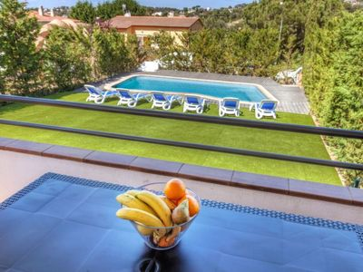 Photo for Vacation home Costabella in Lloret de Mar - 7 persons, 3 bedrooms