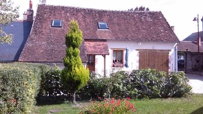 Photo for Cottage in the heart of a village solognot