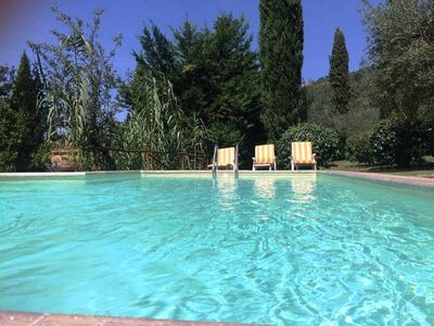 Photo for Indipendent Villa Sleep 10 With Pool, Cortona 1 Km