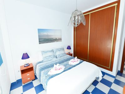 Photo for Casa La Molina- 100 meters from the sea. Free Wifi